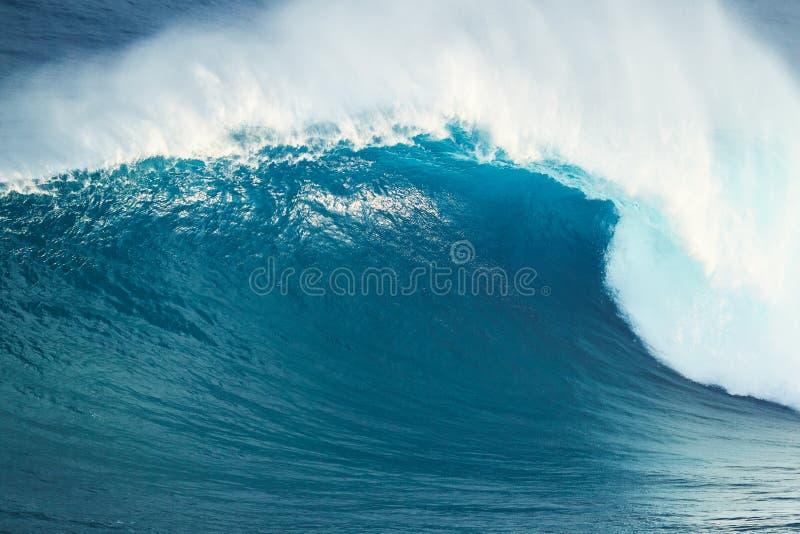 Onde d'océan puissante photo stock