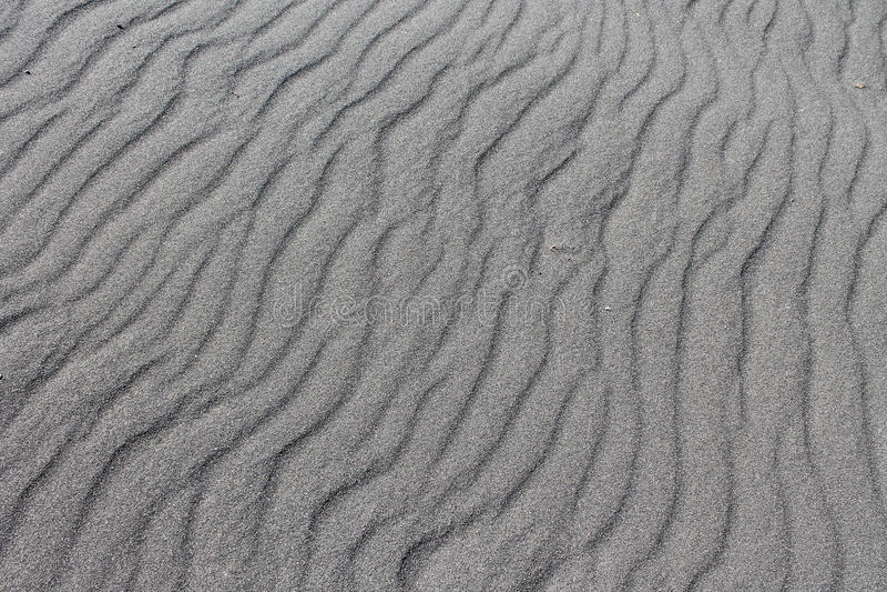 Onde di sabbia immagini stock