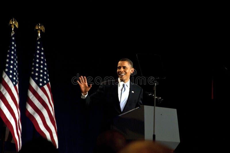 Onde présidentielle photographie stock