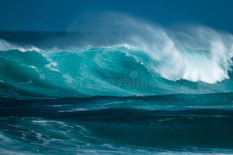 onde photographie stock