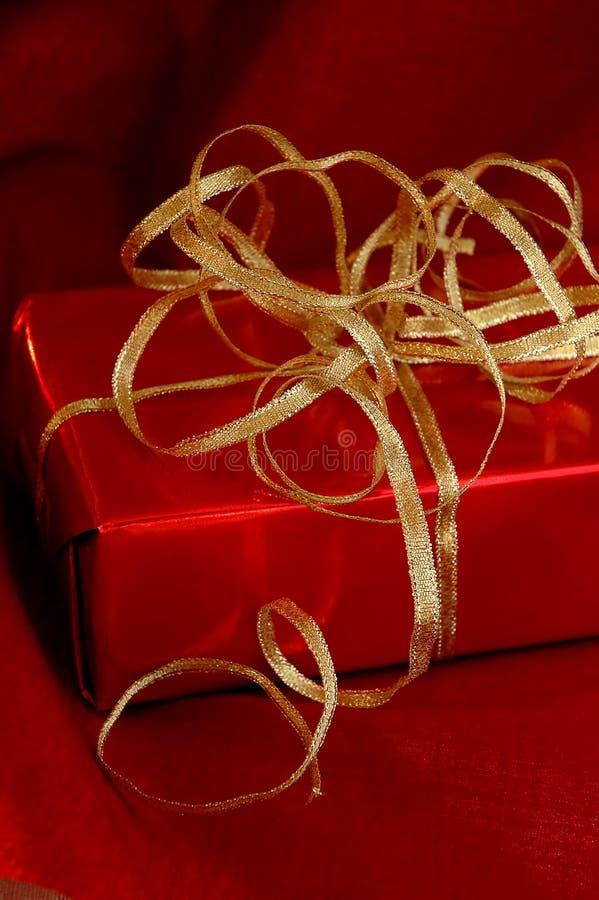Onder de Kerstboom royalty-vrije stock fotografie