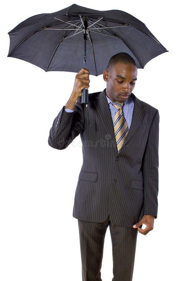 Onder de Paraplu royalty-vrije stock afbeeldingen
