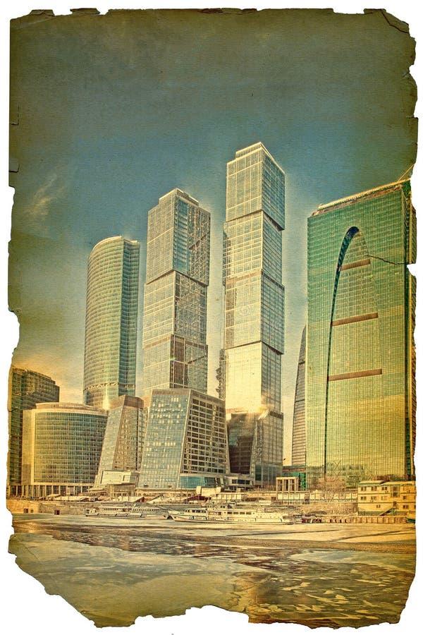 Download Onder oude tijden. Moskou stock foto. Afbeelding bestaande uit moskou - 29514234