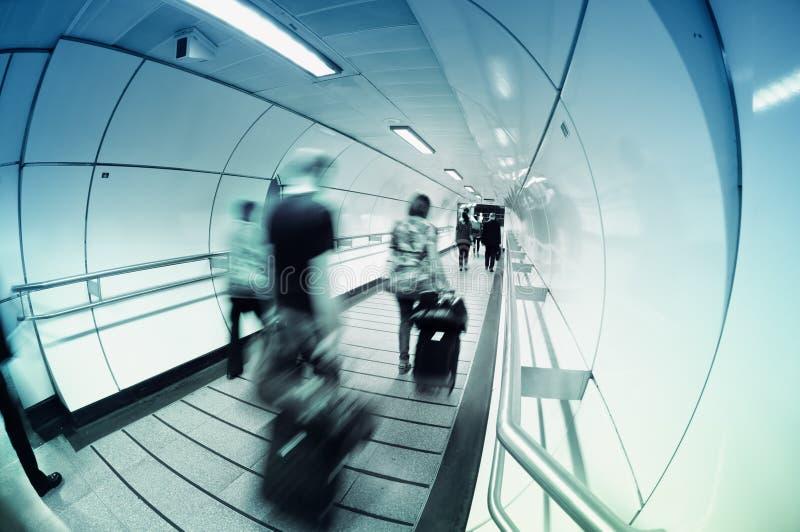 Ondergronds, Londen stock afbeeldingen