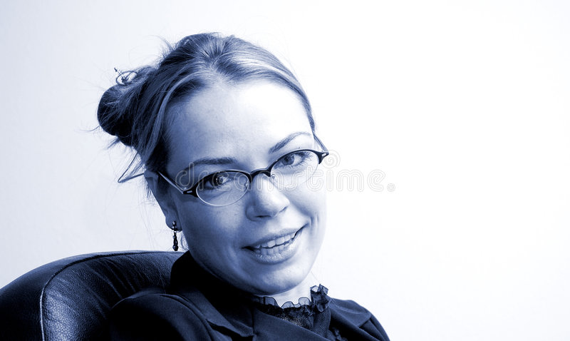 Download Onderneemster-12 stock foto. Afbeelding bestaande uit businesswoman - 25420