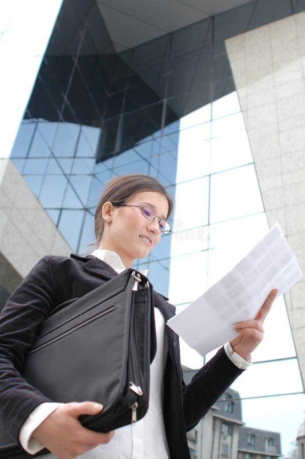 Ondertekend contract stock afbeeldingen