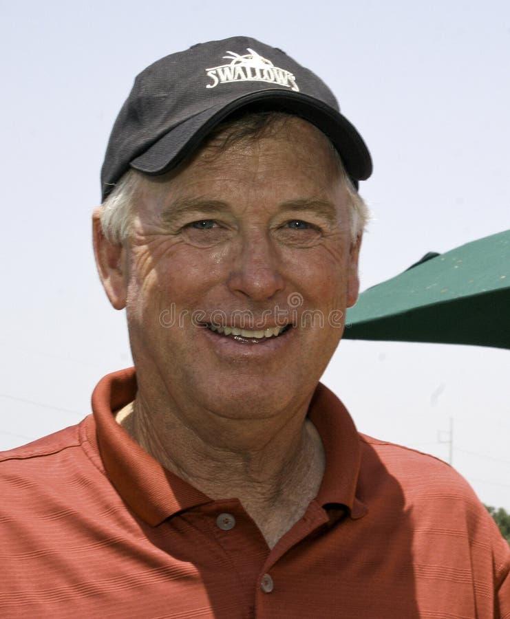 Ondervoorzitter Dan Quayle royalty-vrije stock foto