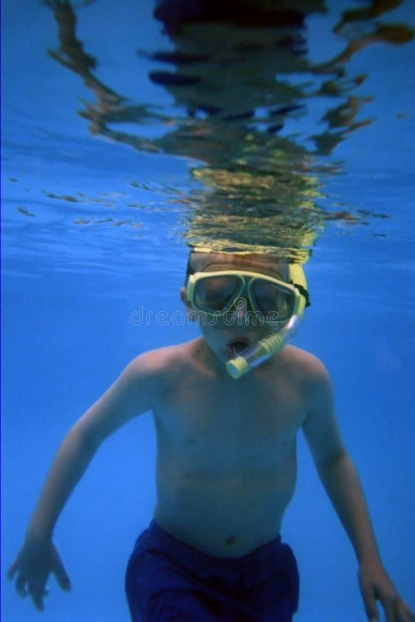 Onderwater #1 stock fotografie