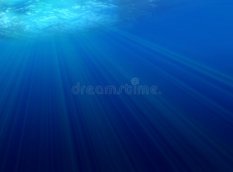 Onderwater licht