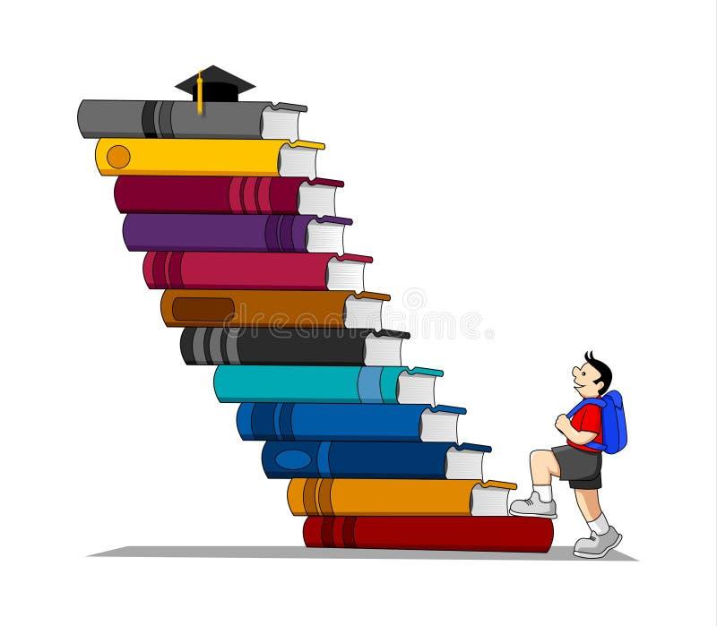 Onderwijs stock illustratie