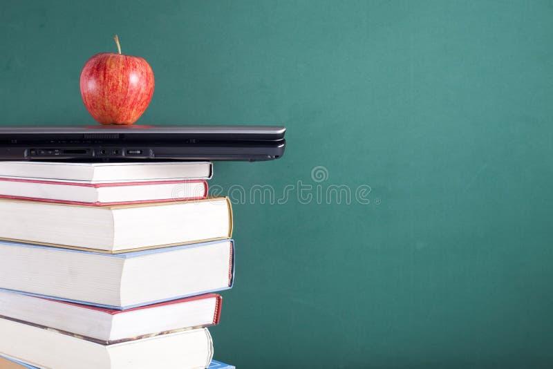 Onderwijs en technologie stock fotografie