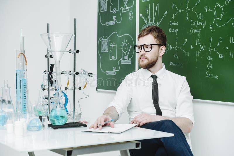 Onderwijs en wetenschap royalty-vrije stock afbeelding