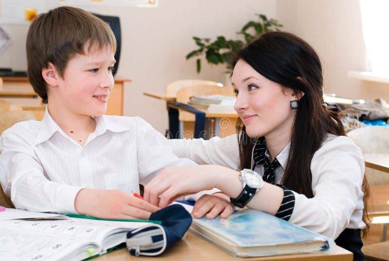 Onderwijs Het concept van de school royalty-vrije stock foto