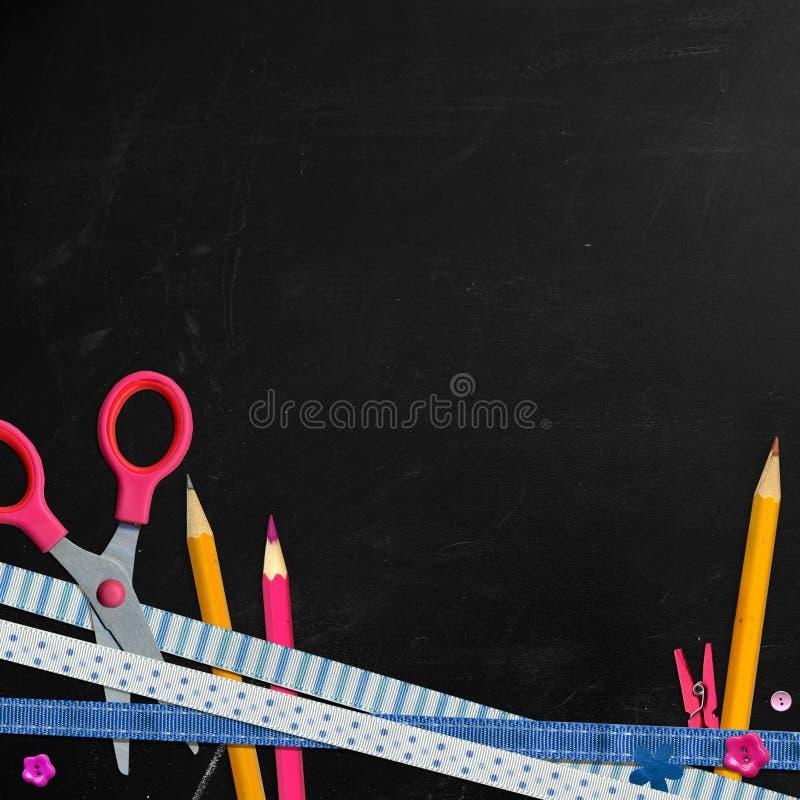 Onderwijsachtergrond royalty-vrije stock foto