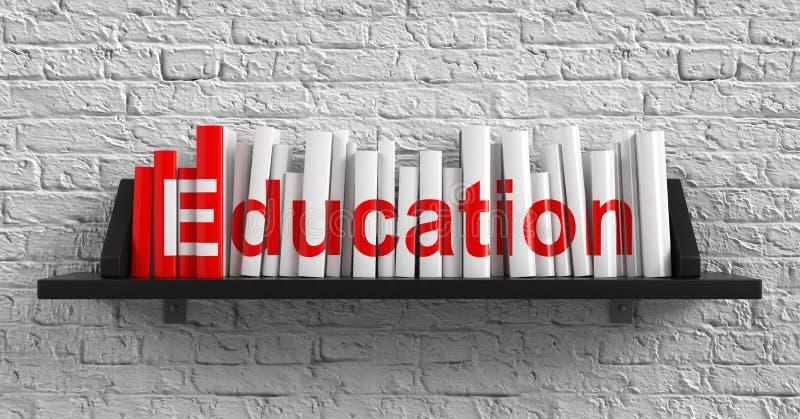 Onderwijsconcept. vector illustratie