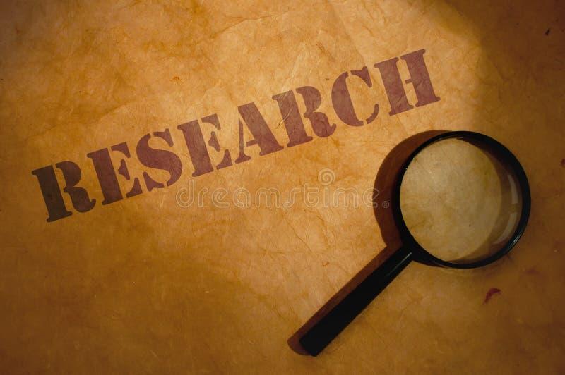 Onderzoek stock foto's
