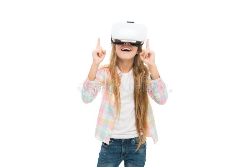 Onderzoek digitale wereld Spel cyber spel en studie Modern onderwijs Alternatieve onderwijstechnologie Virtueel onderwijs stock foto