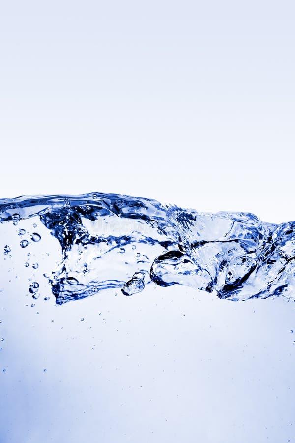 Ondes d'eau doux image stock