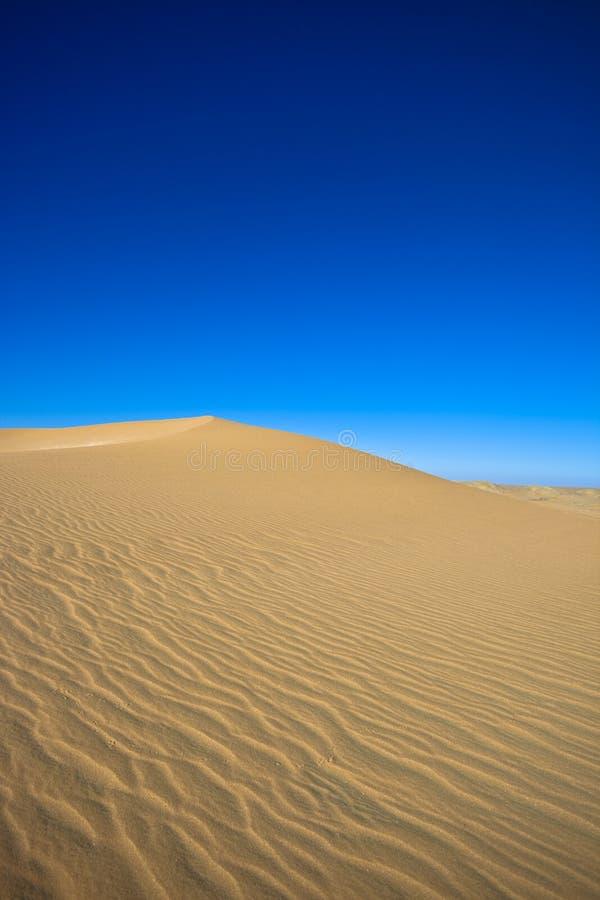 Ondes de sable photo stock