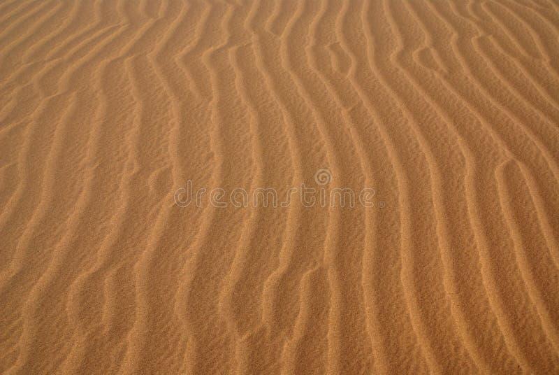 Ondinhas da areia fotos de stock