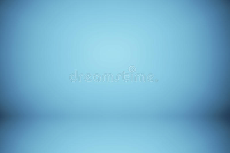 onduidelijk beeld abstracte zachte blauwe achtergrond royalty-vrije illustratie