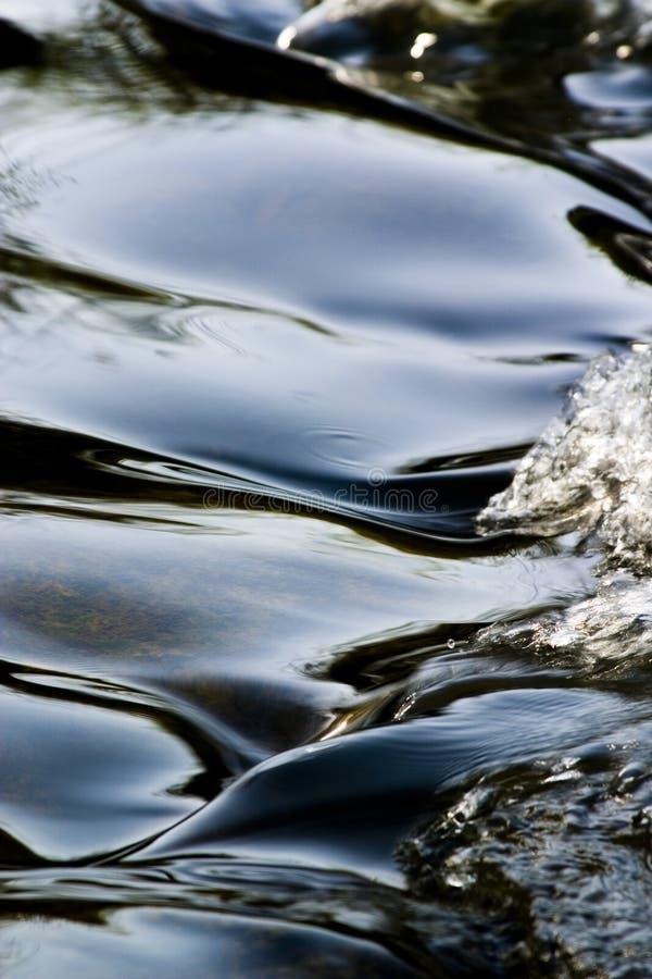 Ondulaciones del agua foto de archivo libre de regalías