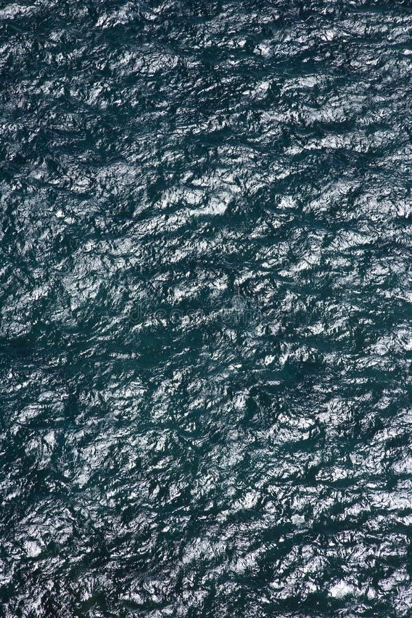 Ondulazioni dell'oceano. fotografie stock libere da diritti