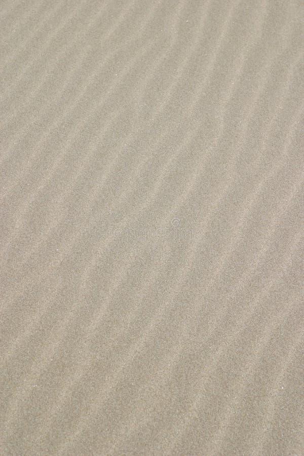 Ondulazioni della sabbia immagini stock libere da diritti