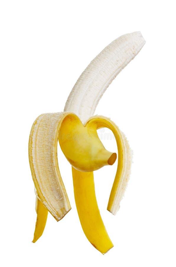Download One banana. stock photo. Image of natural, healthy, peel - 22509662