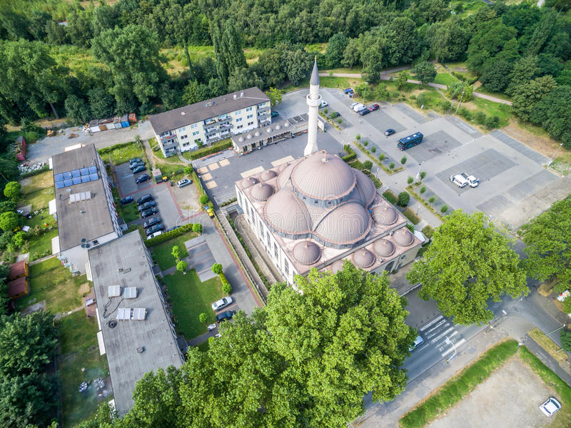 Download One Of The Biggest Mosques In Germany Under The Sun Editorial Stock Photo - Image: 83703258