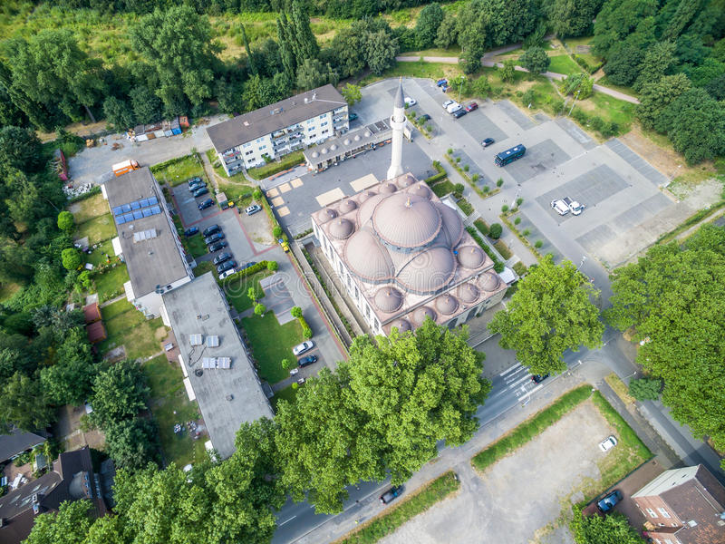 Download One Of The Biggest Mosques In Germany Under The Sun Editorial Stock Image - Image: 83704079