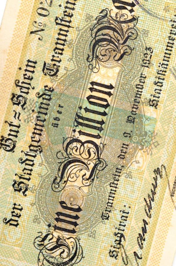 Free One Billion Mark Royalty Free Stock Image - 8988096