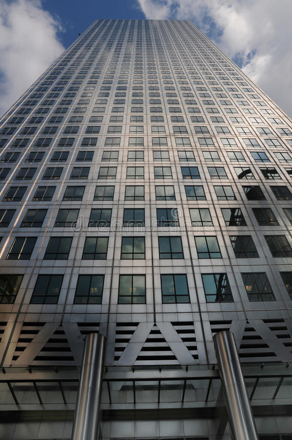 Download One Canada Square Royalty Free Stock Photos - Image: 25358088