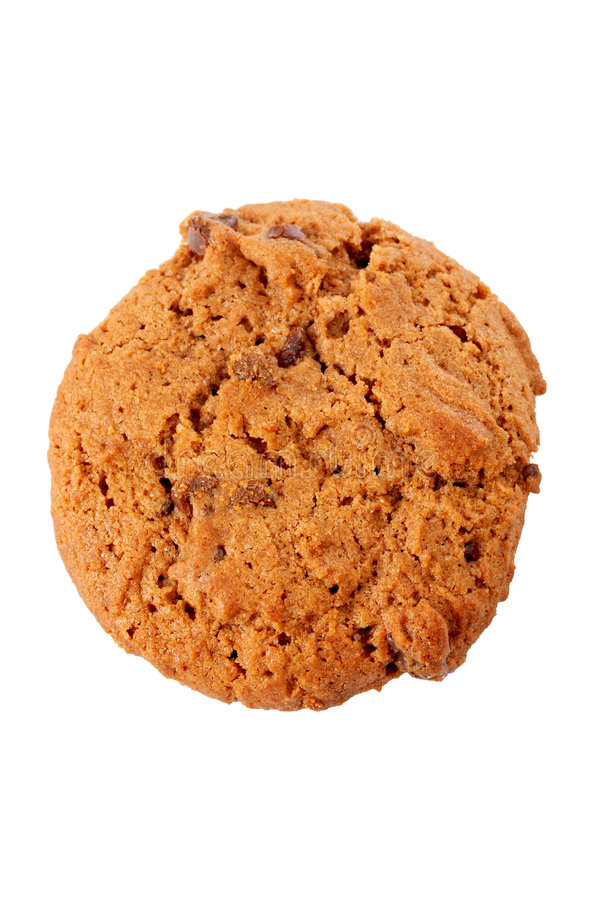 Free One Chocolate Cookie Stock Image - 1682891