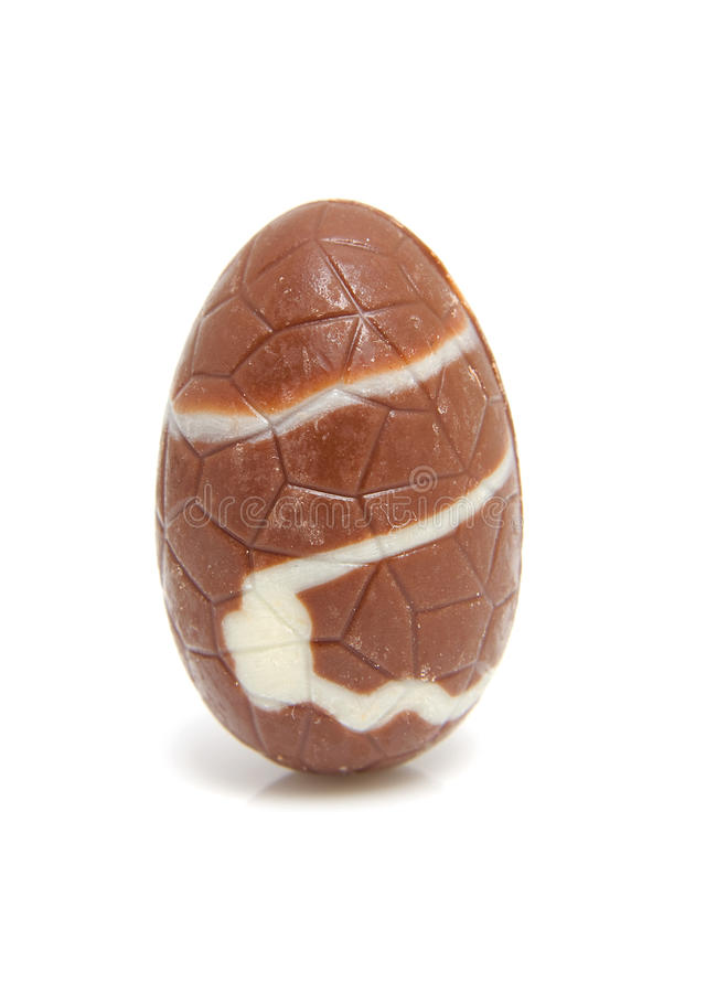 Free One Chocolate Easter Egg Stock Image - 13120731
