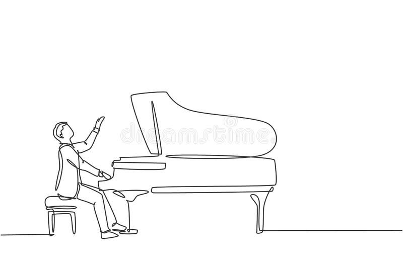 Drawing Piano Stock Illustrations 4 772 Drawing Piano Stock Illustrations Vectors Clipart Dreamstime If you're using java/swing, your best bet would be to draw an image of a keyboard and map click locations to the individual keyboard keys. dreamstime com