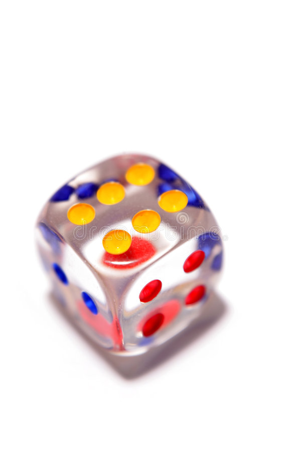 Free One Dice Stock Images - 6683354