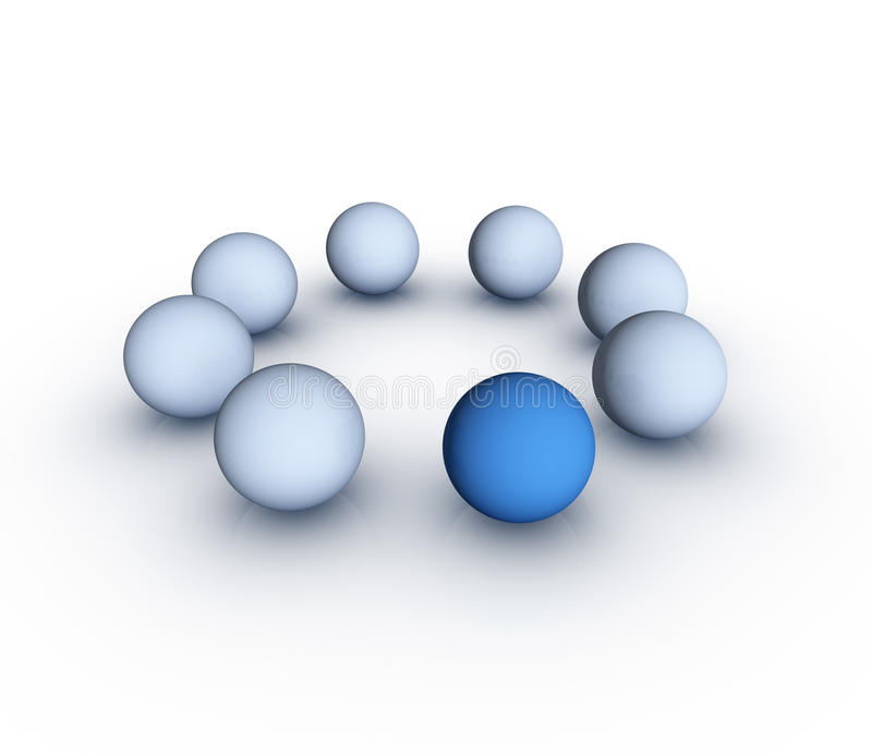 Download One Different Element Stock Images - Image: 17739954