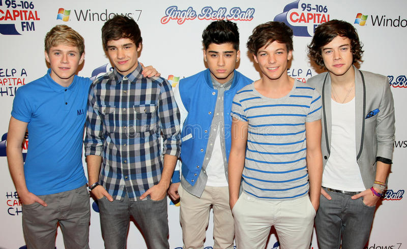 Download One Direction editorial image. Image of picture, 2011 - 26912170