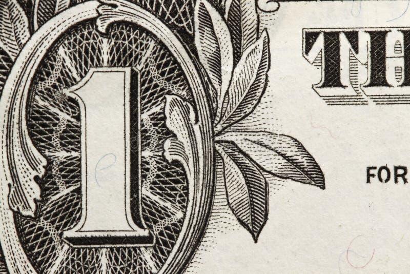 Download One dollar bill stock photo. Image of money, america - 14852566