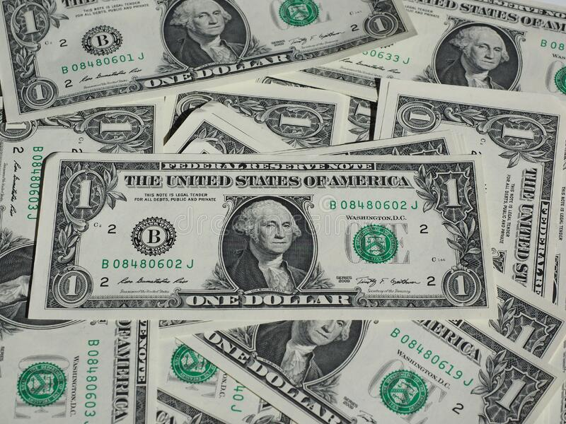 One Dollar Bills Free Public Domain Cc0 Image