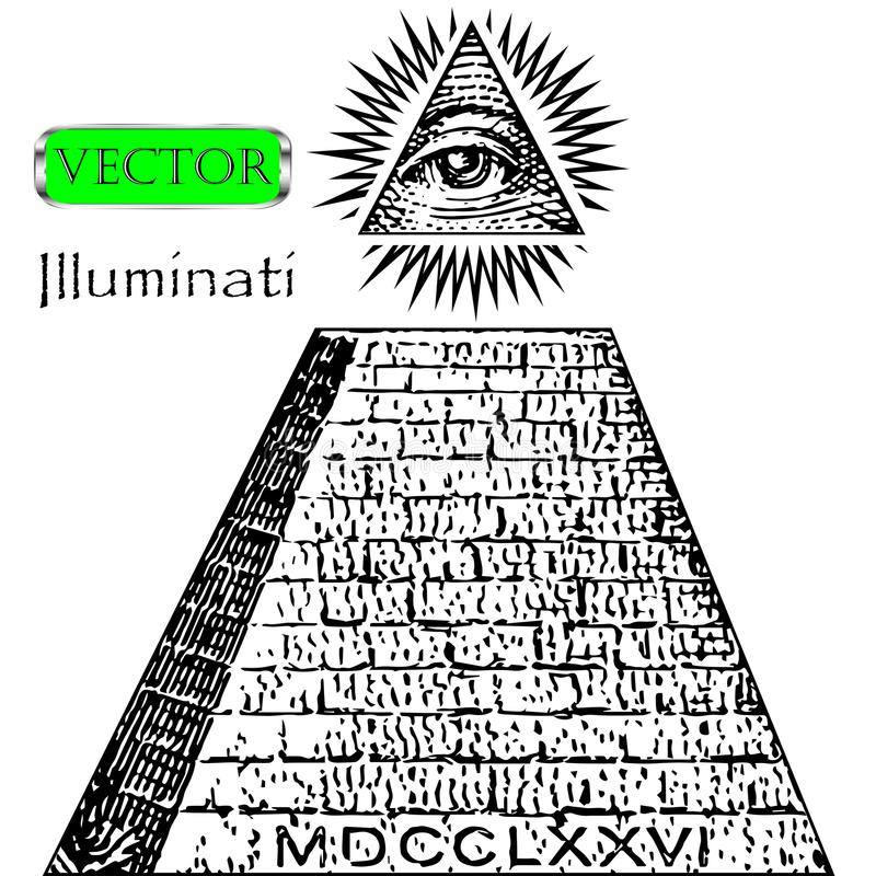 Illuminati Stock Illustrations – 2,008 Illuminati Stock