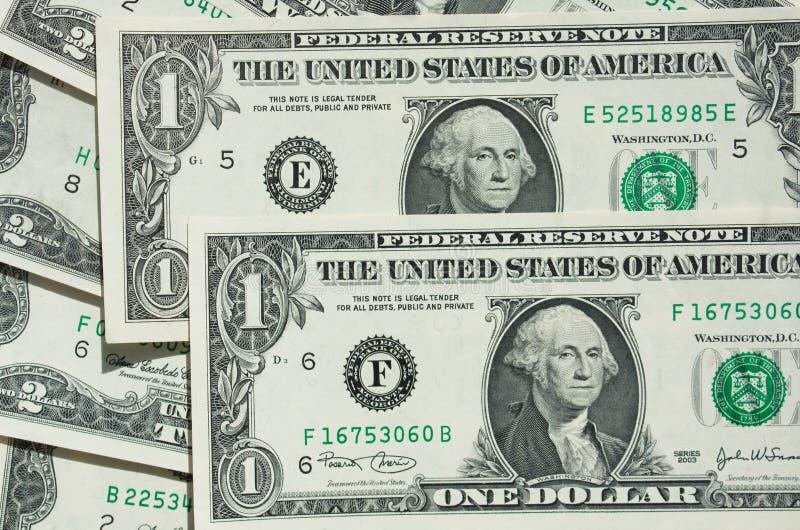 One-dollar Bill Stock Photo