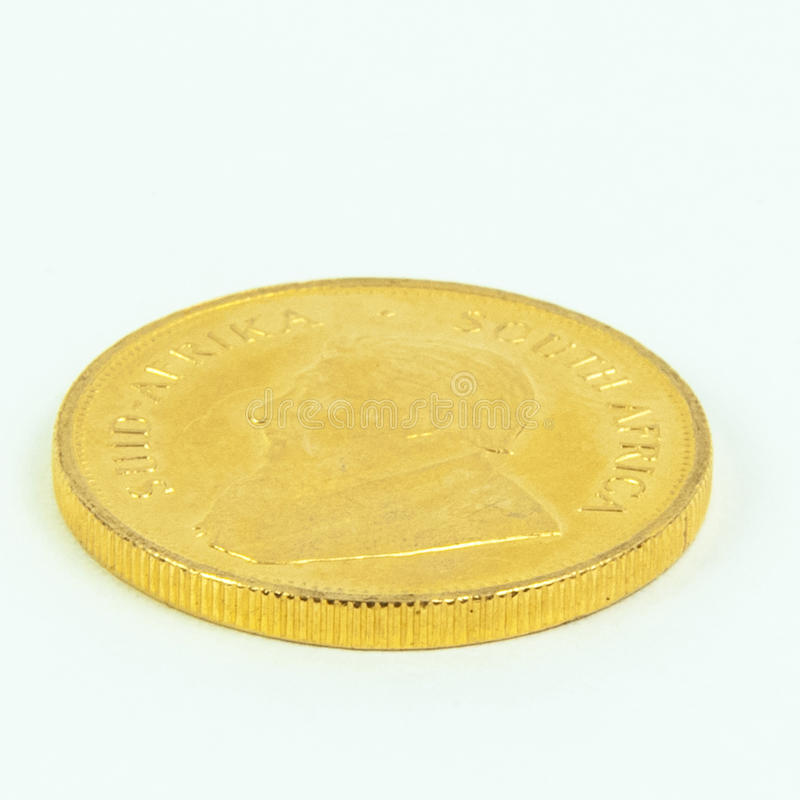 Download One Gold Coin stock image. Image of wealth, coin, gold - 26654225