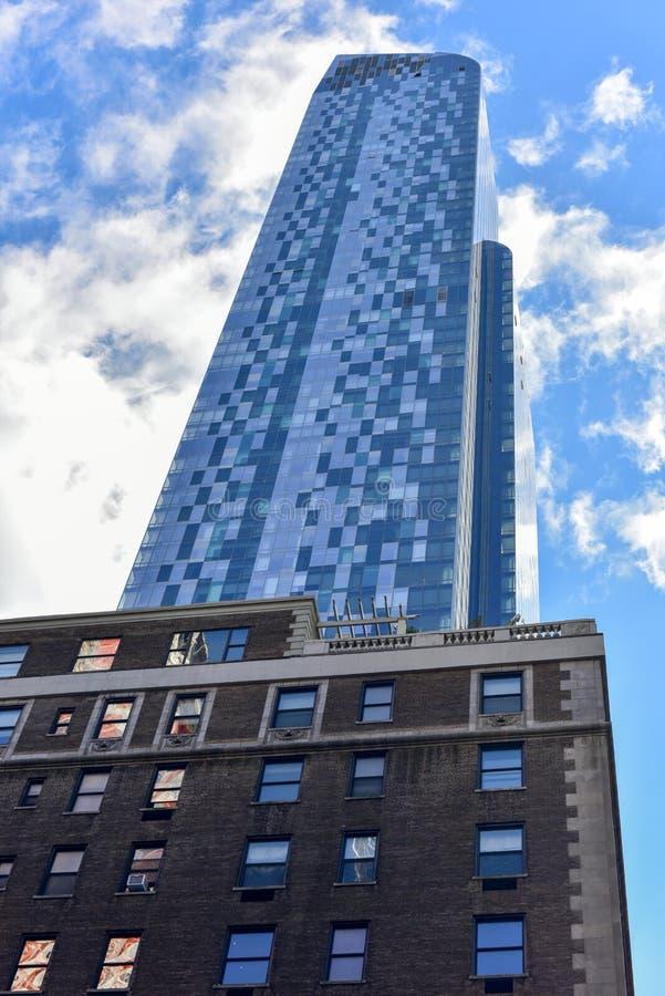 One57 - grattacielo di New York fotografie stock