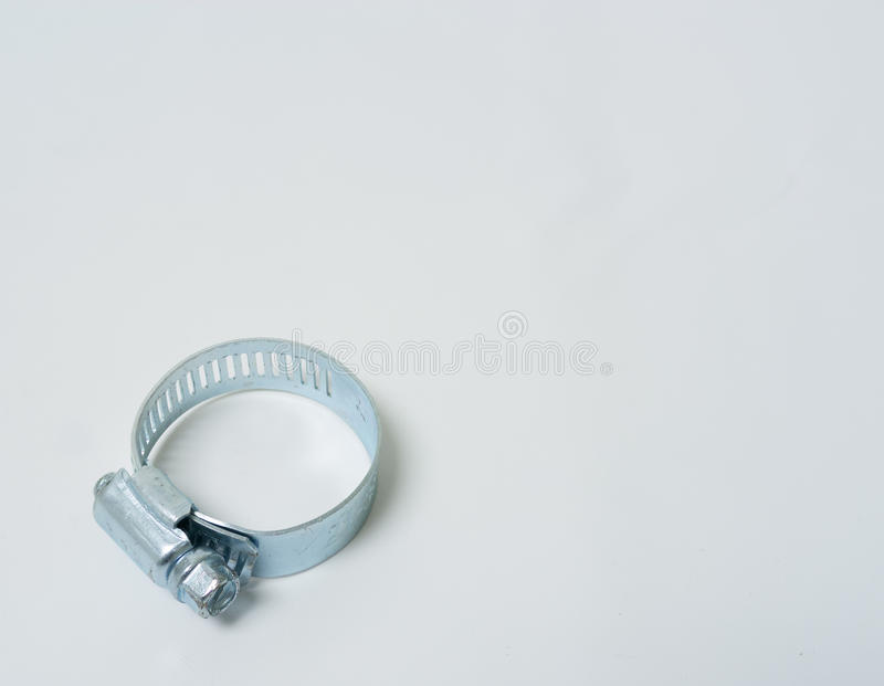 Download One Hose Clamp stock photo. Image of hose, object, fastener - 28927604