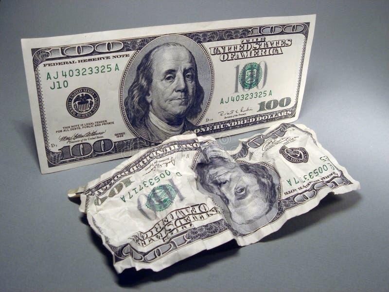 Download One Hundred Dollar stock image. Image of portrait, cash - 625343