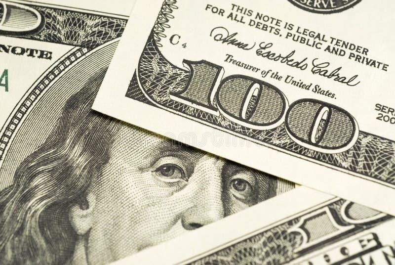 Download One Hundred Dollar Bills Background Stock Image - Image: 5372737