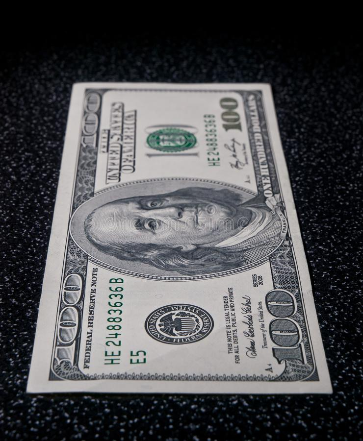 Download One hundred dollars stock image. Image of concepts, greenback - 16476227