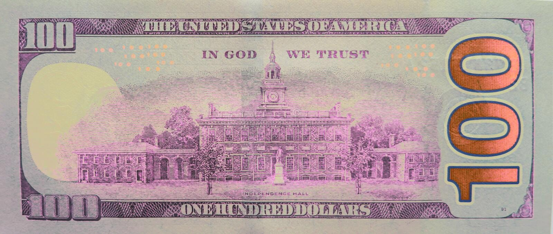 One hundred dollars - 100 Dollar Bill Stock Photos royalty free stock photography